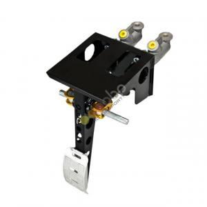 Hängande pedalställ 1 pedal 2x huvudcylindrar