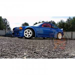 Bmw E36 Rocket bunny style kit