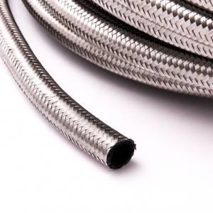 stålomspunnen slang